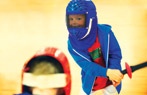 Butlins Kids Activities - Fun Fencing