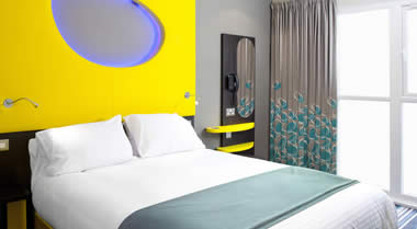 Octopus Room, Wave Hotel, Bognor Regis