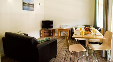 Lounge Area, Silver Apartment, Bognor Regis