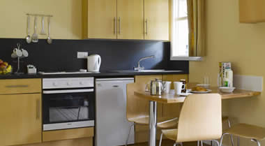 Kitchen, Standard Apartment, Bognor Regis