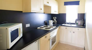 Silver Bungalow Kitchen, Minehead
