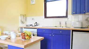 Standard Apartment Kitchen, Minehead