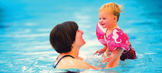 Parent and Toddler Swim Session