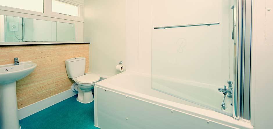 Standard apartment interior at Butlins Bognor Regis