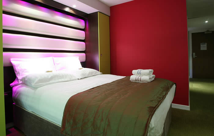 Ocean Hotel Room Sleeps 2 4
