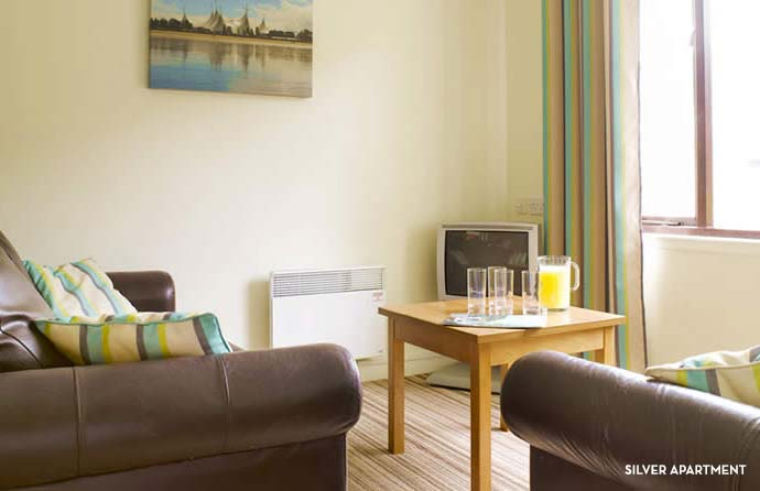 Butlins accommodation - Silver Apartment