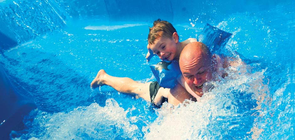 Splash Waterworld at Butlins