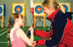 Butlins Archery Activity
