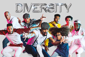 Butlins Live Entertainment - Diversity