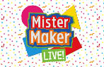 Butlins Live Entertainment Mister Maker Show