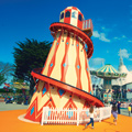 Butlins Traditional Fairground