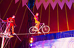 Butlins Summer Exclusive Big Top Circus Show High Wire