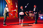Butlins Summer Exclusive Big Top Circus Show Clown Jugglers