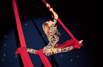 Butlins Summer Exclusive Big Top Circus Show Acrobats
