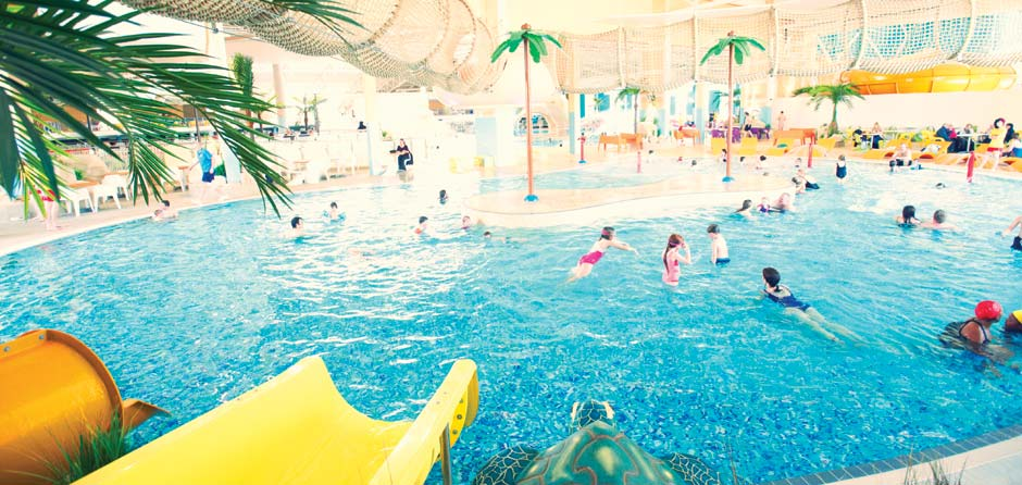 Butlins Splash Pool