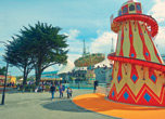 Butlins Summer Exclusive Big Top Circus Show