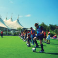 Butlins Footbal coaching