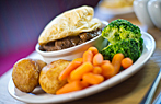 Traditional Meals - Butlins Food Court Dining Plan