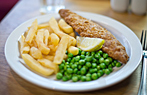 Fish & Chips at - Butlins Food Court Dining Plan