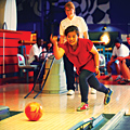 Butlins Ten Pin Bowling