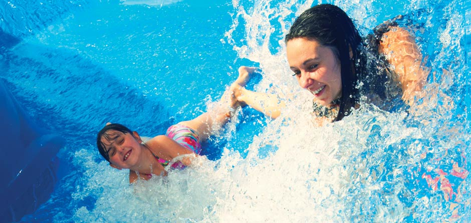 Butlins Easter Activities - Splash Waterworld