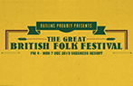 Butlins Live Music Weekends - The Great British Folk Festival