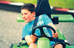 Butlins Activity - Go Karts