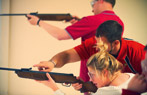 Butlins Activities - Precise Target Shooting for Ages 12+
