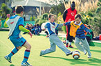 Butlins Football Coaching for 8-12 years
