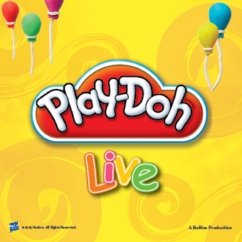 Butlins Play-Doh Live