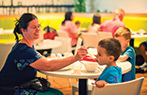 Butlins UK Holiday Breaks - Mealtimes