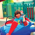 Butlins Rides for Tots