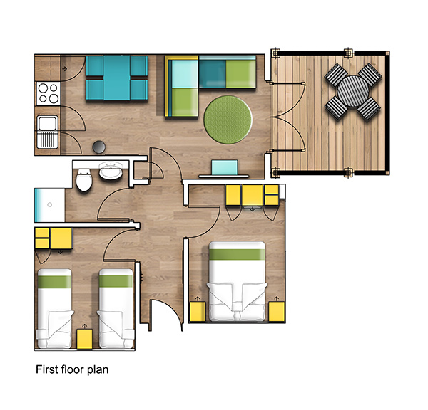 Seaside Apartment at Skegness