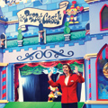Butlins Puppet Castle