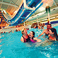 Butlins Splash Waterworld swimming pools