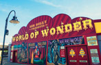 Butlins Traditional Fairground - Sir Billy's World of Wonders