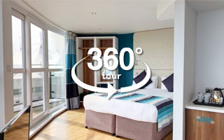 Double Bedroom 360 Tour