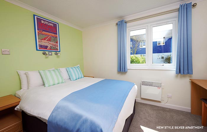 Skegness accommodation - New Style Silver Apartment