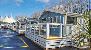 Seaside Lodge, Minehead
