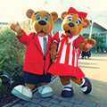 Butlins Day Visits - Billy and Bonnie at Minehead
