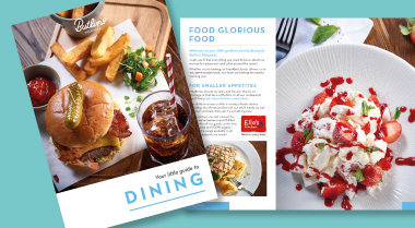 Butlins The Little Book of Dining